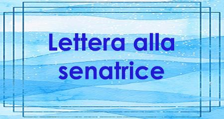 Una lettera alla senatrice Liliana Segre: gli alunni della classe VB plesso Sauro