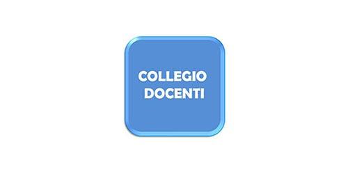 Collegio docenti unitario 28 ottobre 2020