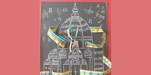 Cupola Fantastica – classe III scuola primaria D. Chiesa