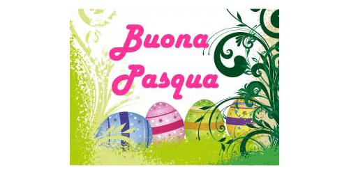Auguri per una Pasqua di serenità