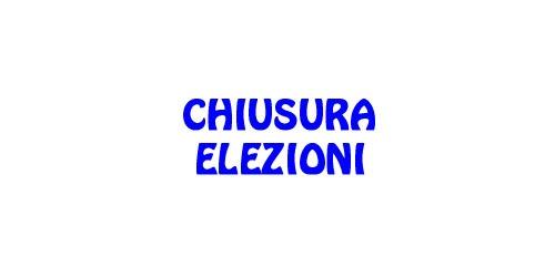 Chiusura elezioni Amministrative ed Europee