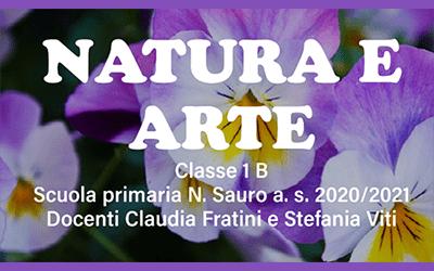 """Progetto """"Natura e arte"""" – classe I B scuola primaria Sauro"""