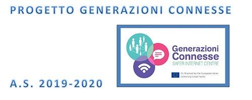 """Safer Internet Day- progetto """"GENERAZIONI CONNESSE""""."""
